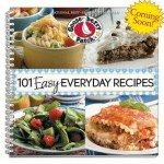 101 Everyday Recipes Giveaway– New way to enter.