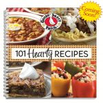 And the Winner of 101 Hearty Recipes is…