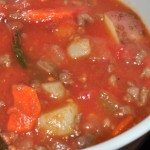 Tomato Beef Stew
