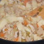 Alabama Turkey Noodle Soup