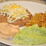 Holy Dipstock Batman: Easy Mexican Dip AND Vickie's Favorite Guacamole