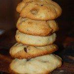 Banana-Chocolate Chip Cookies