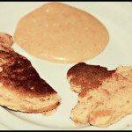 (Pumpkin Pancakes with) Pumpkin Dip