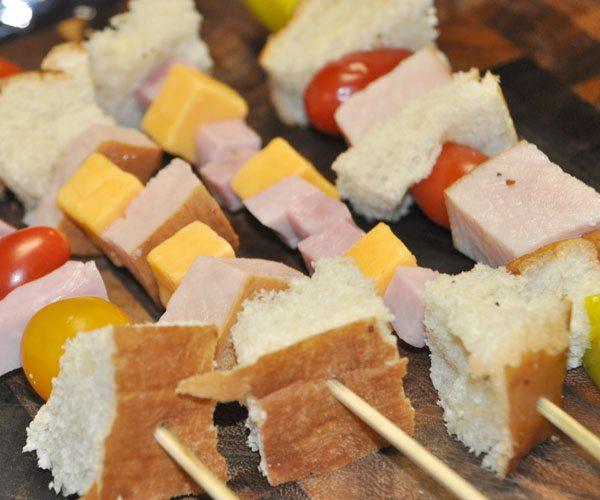 Sandwich on a Stick - GOODEness Gracious