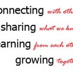 Connecting. Sharing. Learning. Growing.