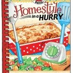 Gooseberry Patch's Homestyle in a Hurry: A Review, A Surprise & A Giveaway