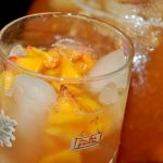 Refreshingly Light Peach Tea