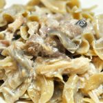 Whole Grain Chicken Stroganoff