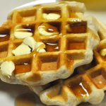 Semi-Homemade Waffles in 5 minutes or less