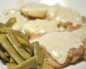 Pork Tenderloin and Gravy