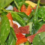 Green Goddess Bacon Salad