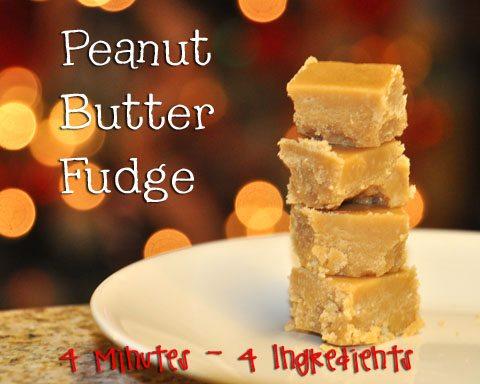 7th day of christmas skinny chocolate peanut butter fudge pb fudge ...