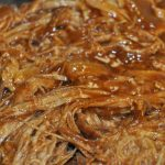 Honey Barbecued Pork