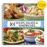 101 Soups, Salads & Sandwiches: Review & Giveaway