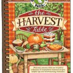Gooseberry Patch Harvest Table Cookbook Giveaway