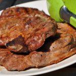 Grilling Pork Shoulder Steaks