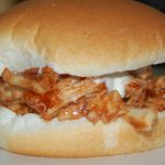 Quick & Easy Pulled Chicken BBQ