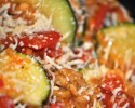 Zucchini Rice Toss