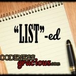 LISTed: 7 Names I Have Been Called