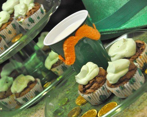 St Patrick's Day Fun!