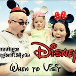 When to Visit Disney