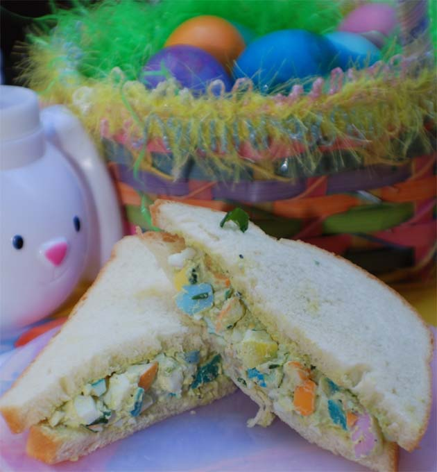 Egg Salad Recipes - GOODEness Gracious