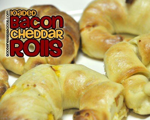 Bacon Crescent Rolls
