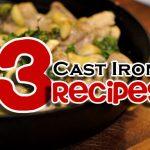Cast Iron Recipes