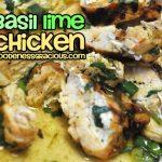 Basil Lime Chicken