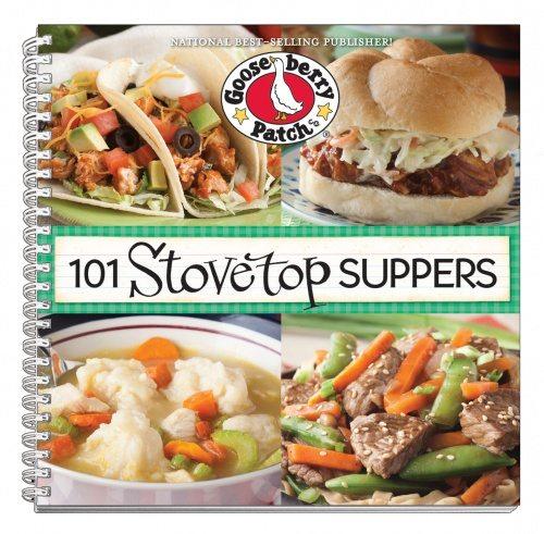 Gooseberry Patch Cookbook