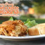 Easy Crockpot Lasagna