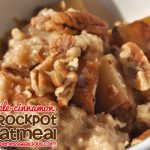 Steel Cut Oatmeal {Apple Cinnamon}