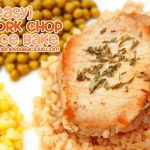 Easy Pork Chop Rice Bake