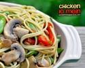Homemade Chinese Food