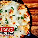 Pizza Skillet Bake