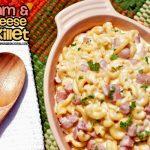 Ham & Cheese Skillet