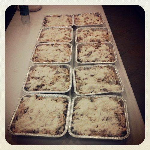 10 casseroles