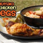 Buffalo Chicken Legs Recipe