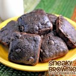 Sneaky Brownies