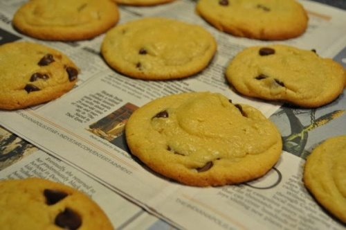 Amish Pudding Cookies