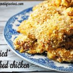 """Fried"" Baked Chicken"