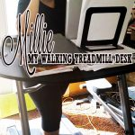 Walking Treadmill Desk- Meet Millie