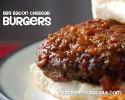 BBQ Bacon Cheddar Burgers