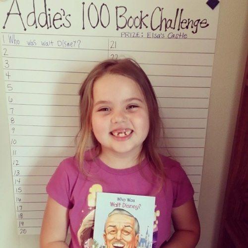Book Challenge 1