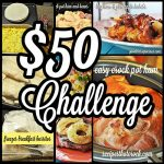 $50 Challenge: How Many Meals?