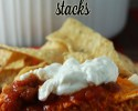 Cheesy Chicken Stack