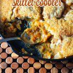 Pumpkin Skillet Cobbler