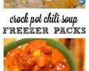 Chili Soup Freezer Packs