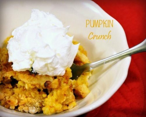 Pumpkin Crunch