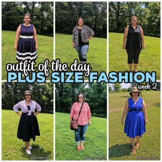 Is finding fun plus sized clothing a struggle for you like it is for me?Each week I am sharing daily dose of my journey to finding clothes I love. The good, the bad and the ugly.